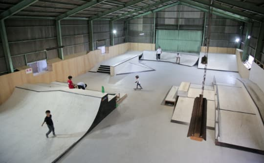 Switch Park スケートボード